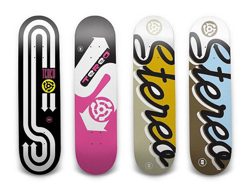 Stereo Sound Agency ( Skateboards )